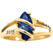 140 Girls Glamour Fashion Class Ring