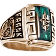 150 Guy's Crest Class Ring