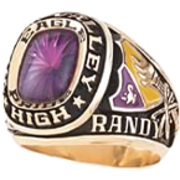 190 Guy's USA Class Ring
