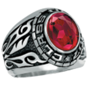 501 Guy's Limited Option Class Ring