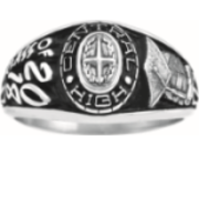 512 Keystone Girl's Limited Plus Class Ring