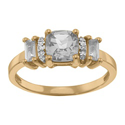 5178 / 5188 Personalized Keepsake Radiance Ring