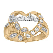 5204 / 5214  Keepsake Grandmas Blessing Ring