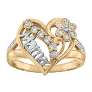 5207 / 5217 Mamas Pride Personalized Fashion Ring