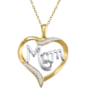 5243 / 5253 Keepsake Personalized Moms Devotion Pendant
